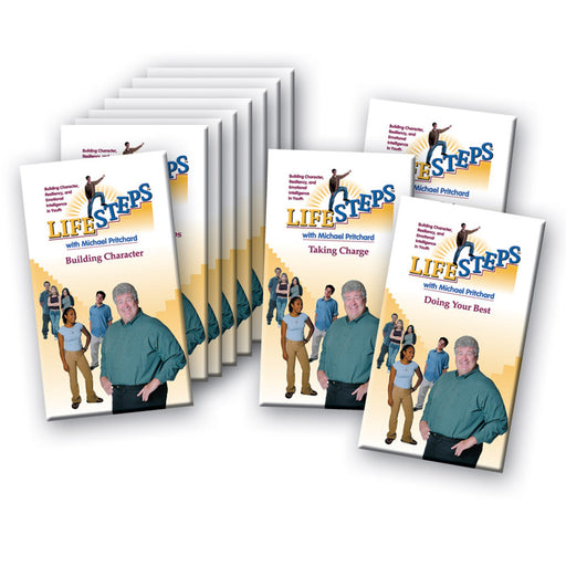 LifeSteps 12 DVD Series