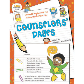 Counselors' Pages Book