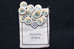 POCKETFUL OF BREW