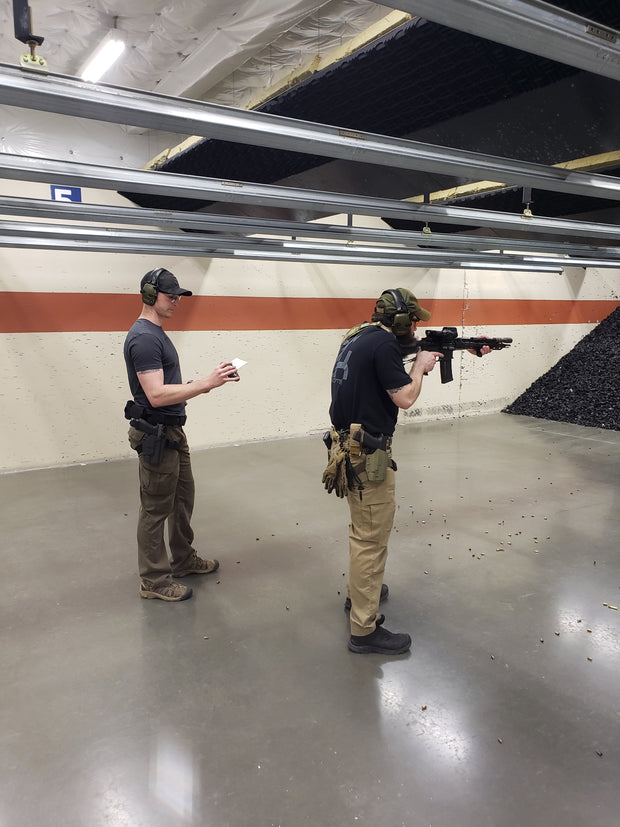 CARBINE MOVE AND SHOOT, MAY 1, CAMAS, WA