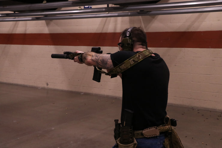 CARBINE FUNDAMENTALS, FEBRUARY 28, CAMAS, WA