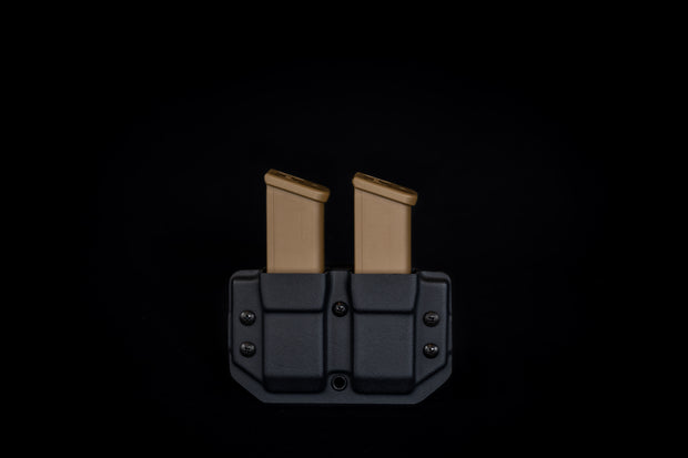 Duty Style Dual Magazine Carrier
