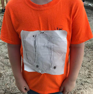 Vols rallies behind Florida student bullied for homemade UT shirt