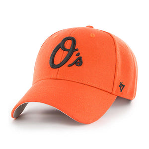 Baltimore Orioles MVP Orange Adjustable Hat