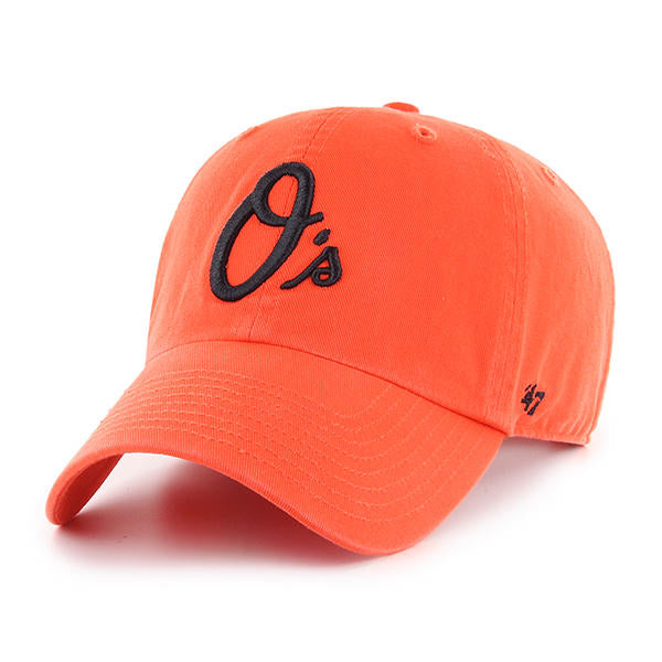 Baltimore Orioles Orange Clean Up Hat