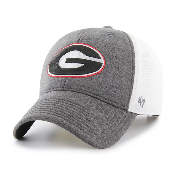 Georgia Bulldogs Haskell Charcoal MVP Hat