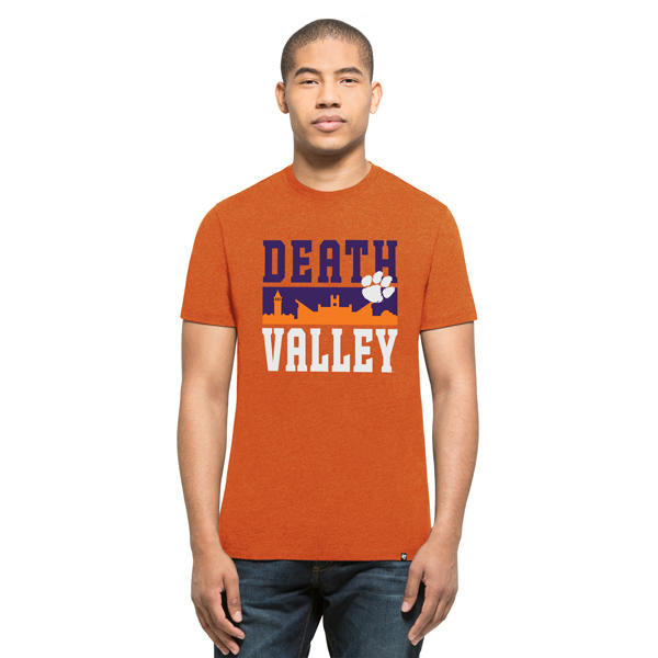 Clemson Tigers Orange Death Valley T-Shirt