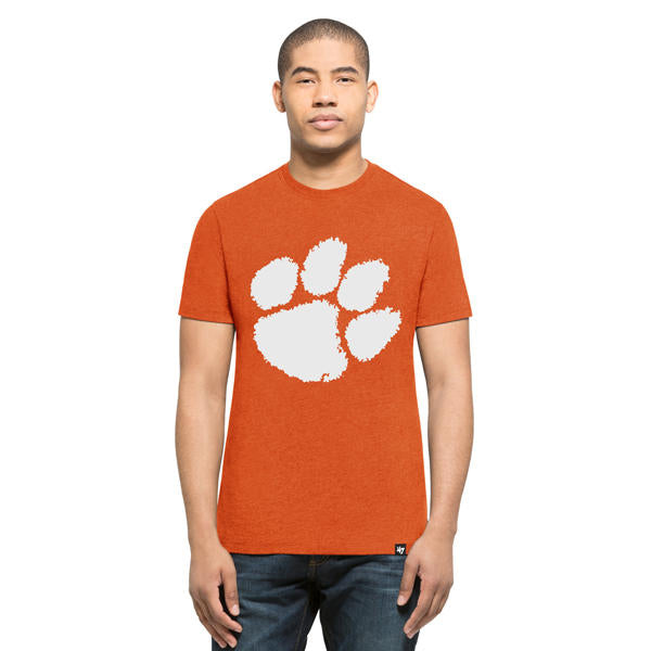 Clemson Tigers Orange Club T-Shirt