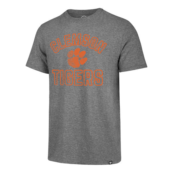 Clemson Tigers Hollarc Grey T-Shirt