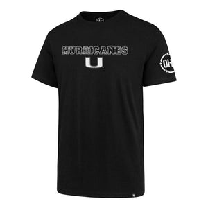 Miami Hurricanes Jet Two Peat Super Rival T-Shirt