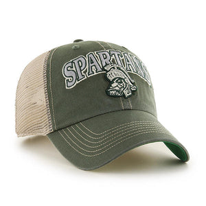Michigan State Spartans Tuscaloosa Clean Up Hat