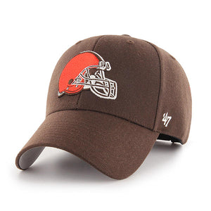 Cleveland Browns Brown MVP Wool Hat