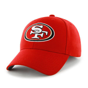 San Francisco 49ers Red MVP Hat