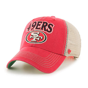 San Francisco 49ers Tuscaloosa Clean Up Hat