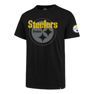 Pittsburgh Steelers Two Peat '47 Super Rival Tee