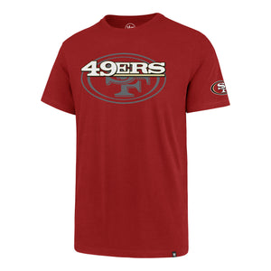 San Francisco 49ers Two Peat Super Rival T-Shirt