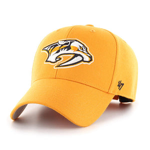 Nashville Predators Gold MVP Hat