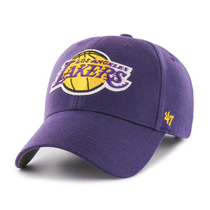 Los Angeles Lakers MVP Adjustable Hat