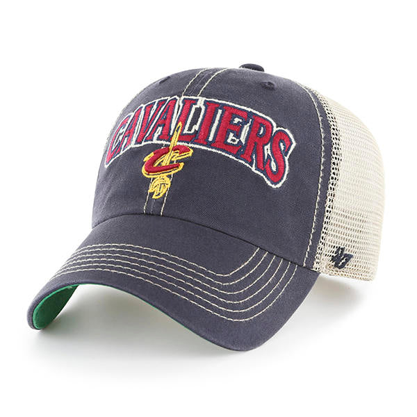 Cleveland Cavaliers Tuscaloosa Clean Up Vintage Red Hat