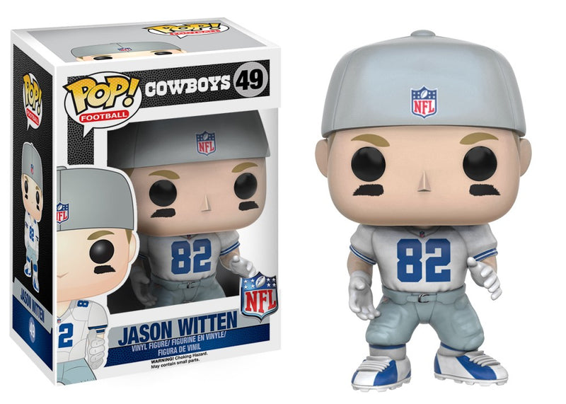 Jason Witten Pop! 49 With Pop! Protector