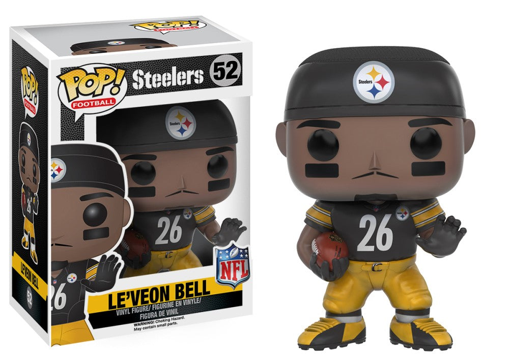 Le'veon Bell (Black Uniform) Pop! 52