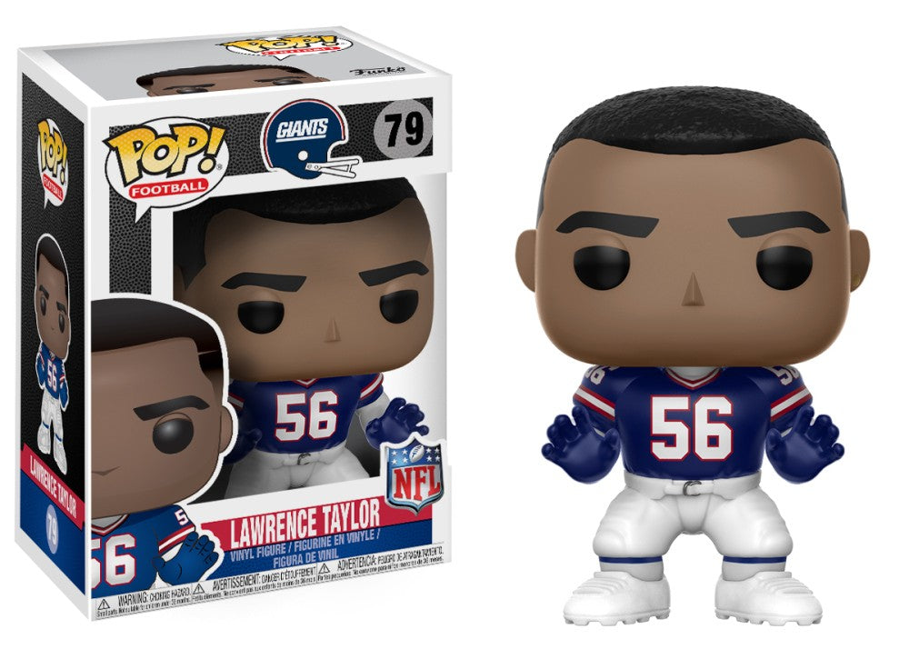 Lawrence Taylor (Throwback) Pop! 79