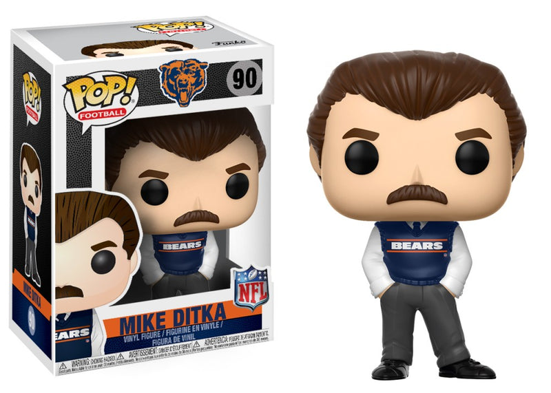 Mike Ditka Pop! 90
