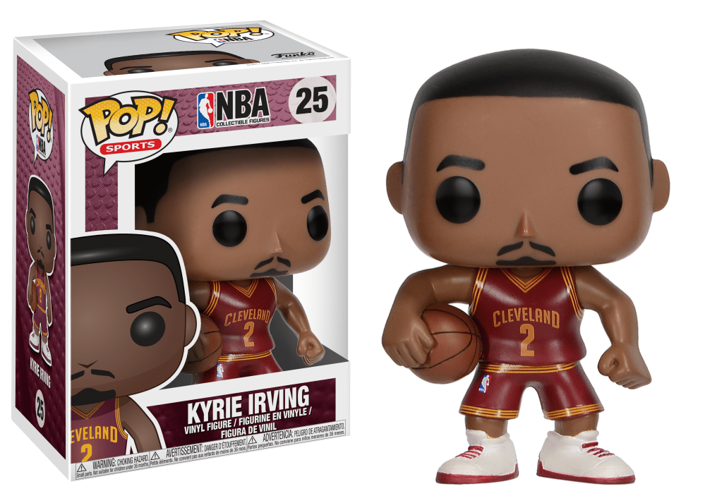 Kyrie Irving Pop! 25
