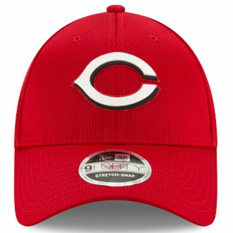 Cincinnati Reds Clubhouse 9Forty Strapback Hat Red Adjustable