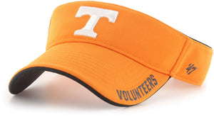 '47 Men's Tennessee Volunteers Tennessee Orange Top Rope Adjustable Visor