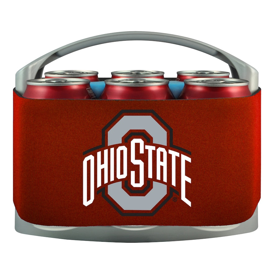 Ohio State Buckeyes 6 Pack Cooler
