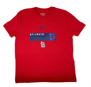 St. Louis Cardinals Bases Covered Youth T-Shirt