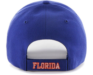 Florida Gators Blue MVP Adjustable Hat
