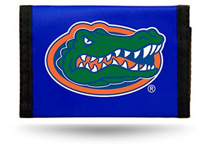 NCAA Florida Gators Nylon Trifold Wallet
