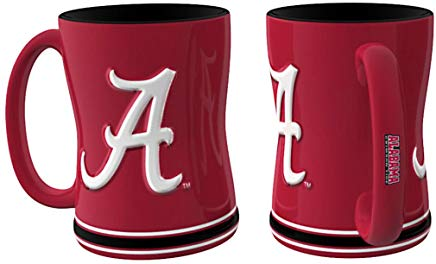 Alabama Crimson Tide Relief Mug