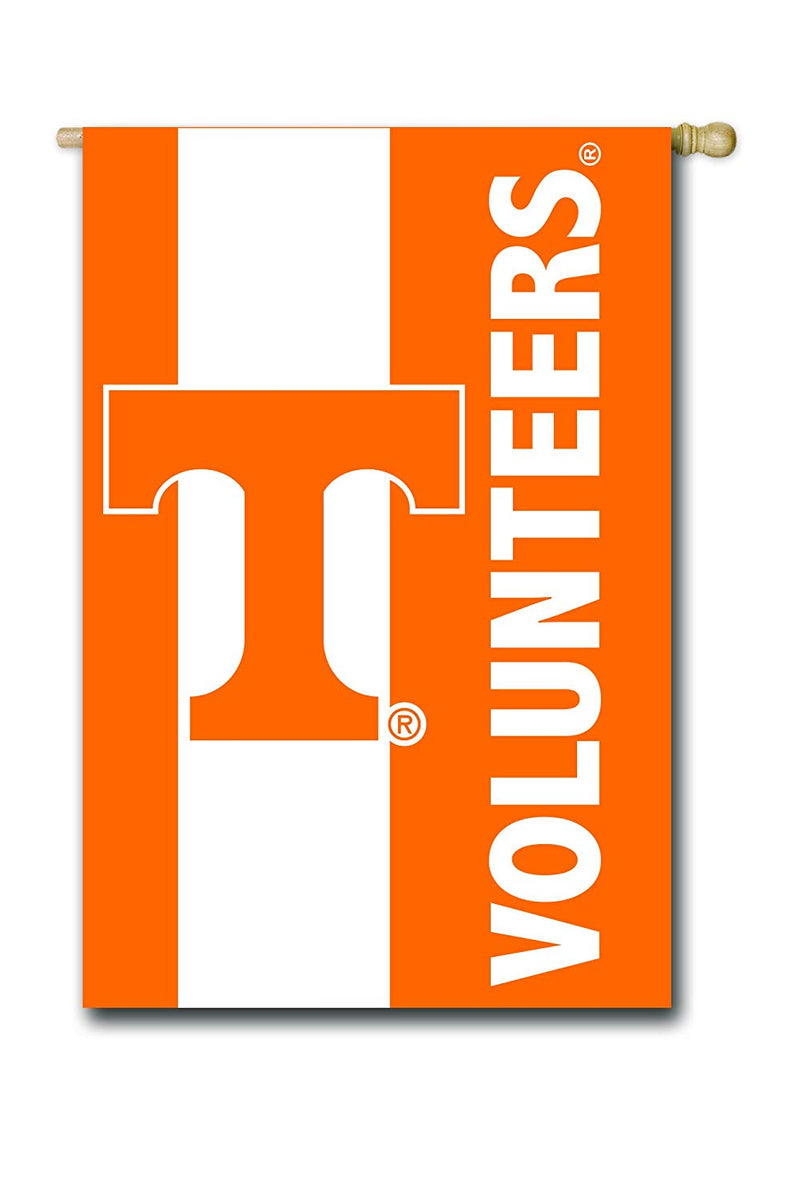 Tennessee Volunteers Striped Banner