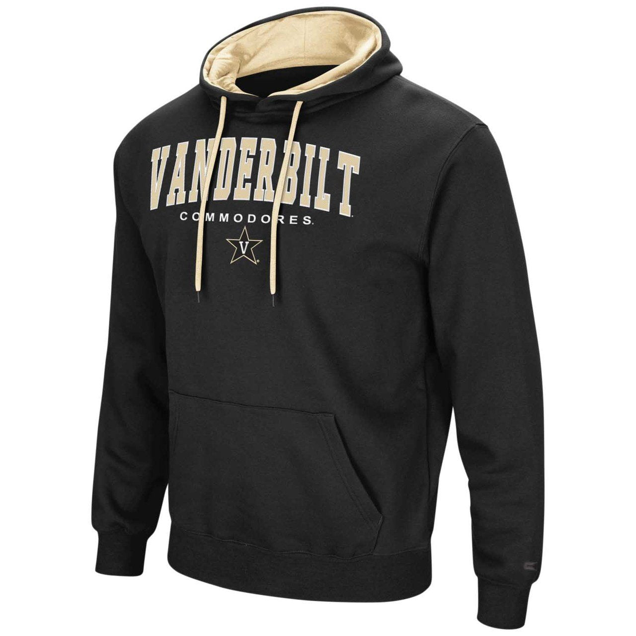 "Vanderbilt Commodores NCAA ""End Zone"" Pullover Hooded"