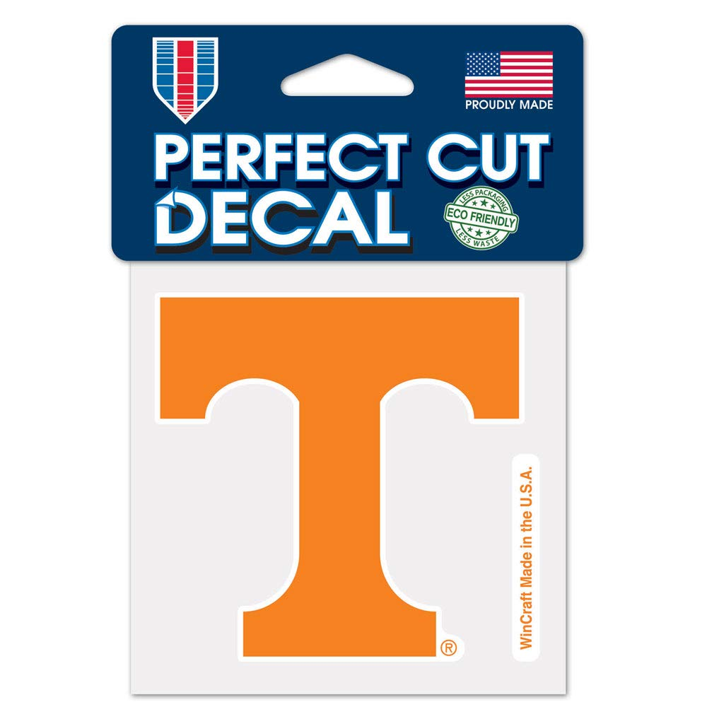Tennessee Volunteers NCAA Decal Standard