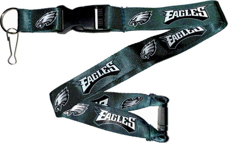 Philadelphia Eagles Football Lanyard