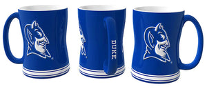 Duke Blue Devils Boelter Brands NCAA 15 oz Relief Mug