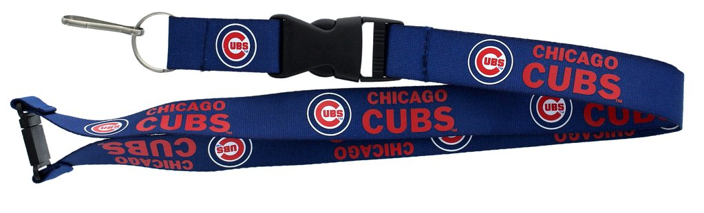 Chicago Cubs Baseball Lanyard