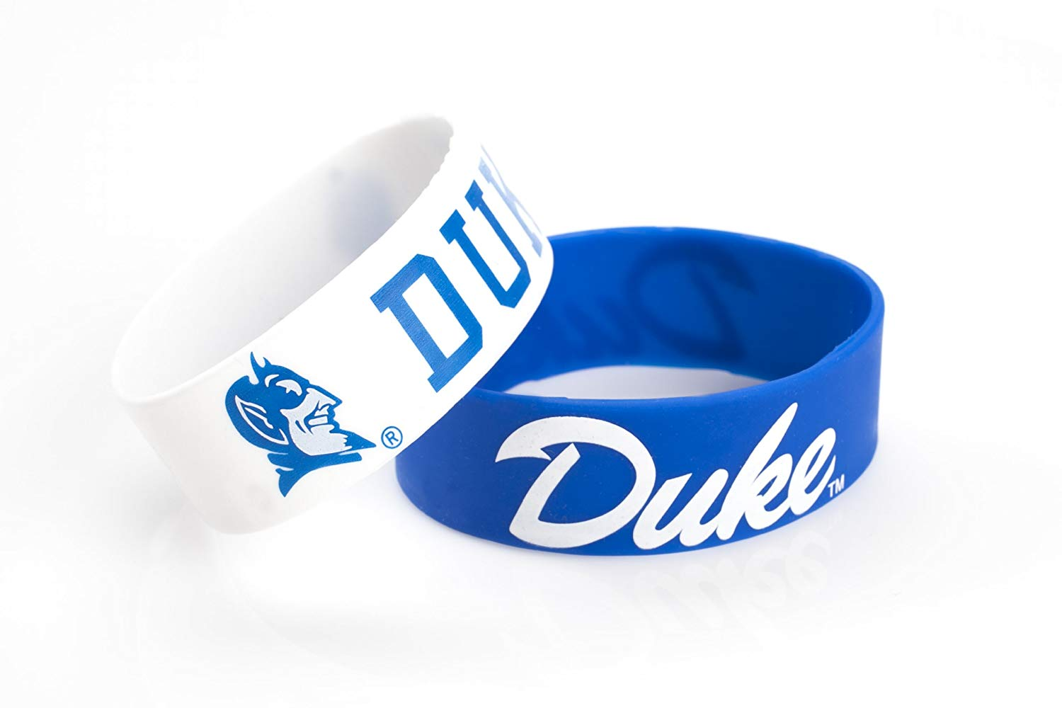 Duke Blue Devils 2 Pack Braclets