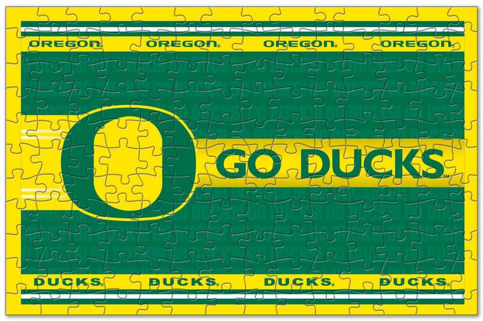 Oregon Ducks - 150 Pieces Puzzle
