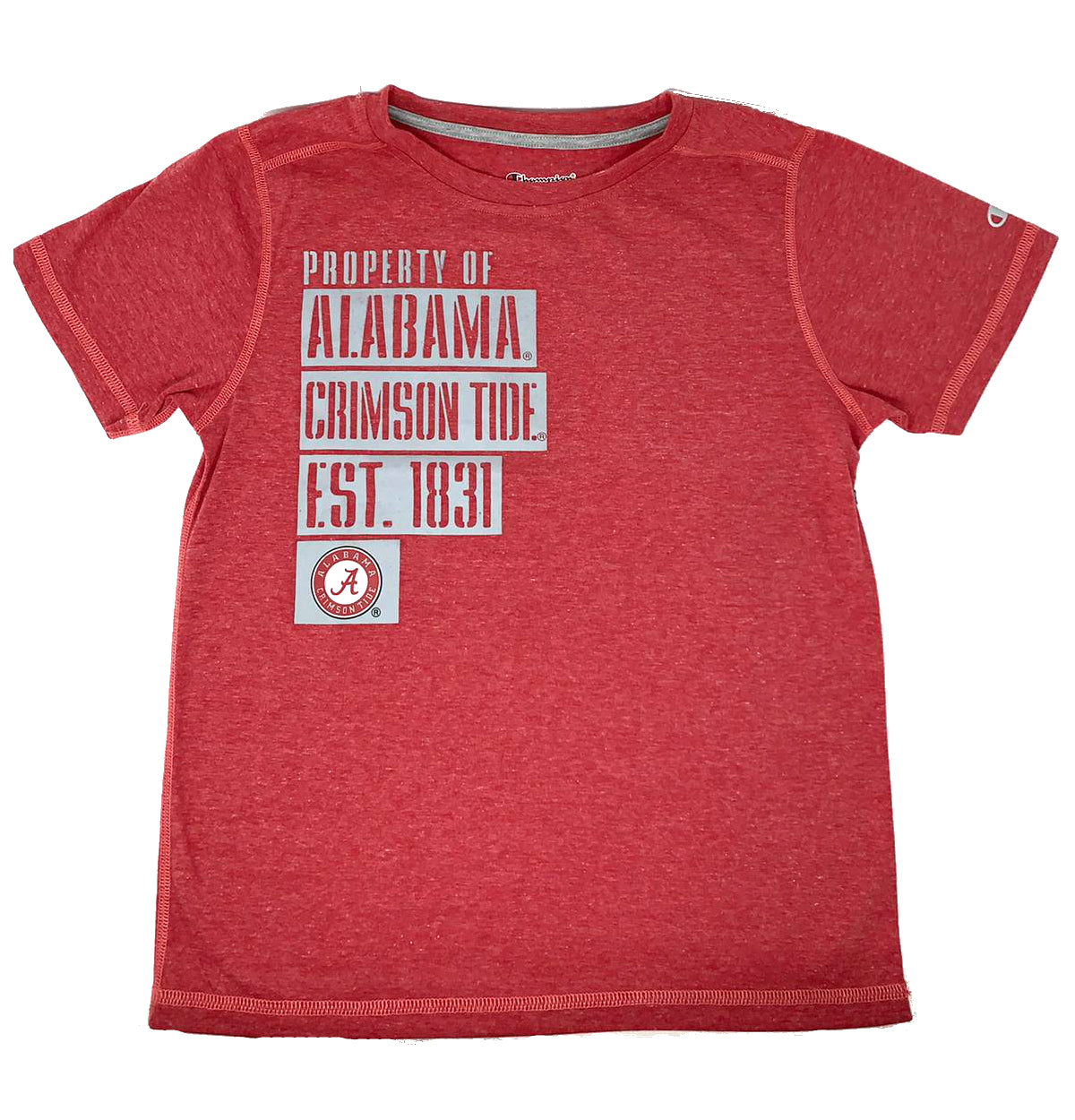 Alabama Crimson Tide Athletic Department Youth T-Shirt