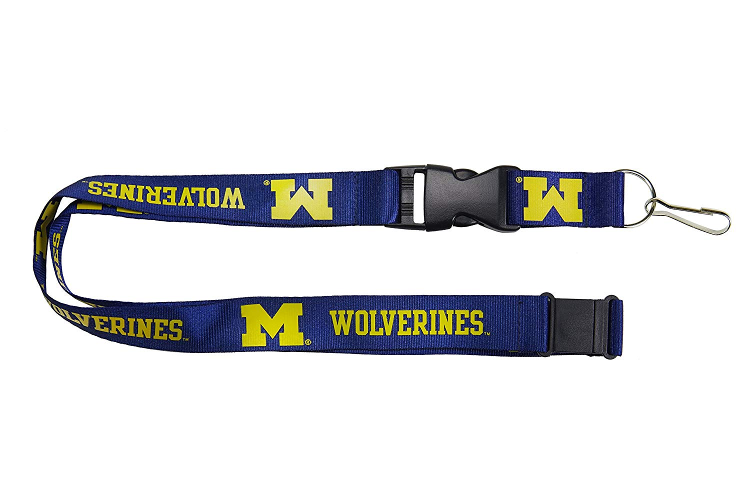 Michigan Wolverines Football Lanyard