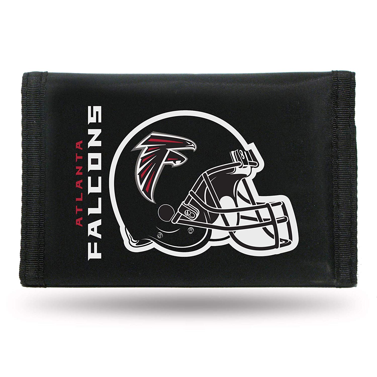 NFL Atlanta Falcons Nylon Trifold Wallet