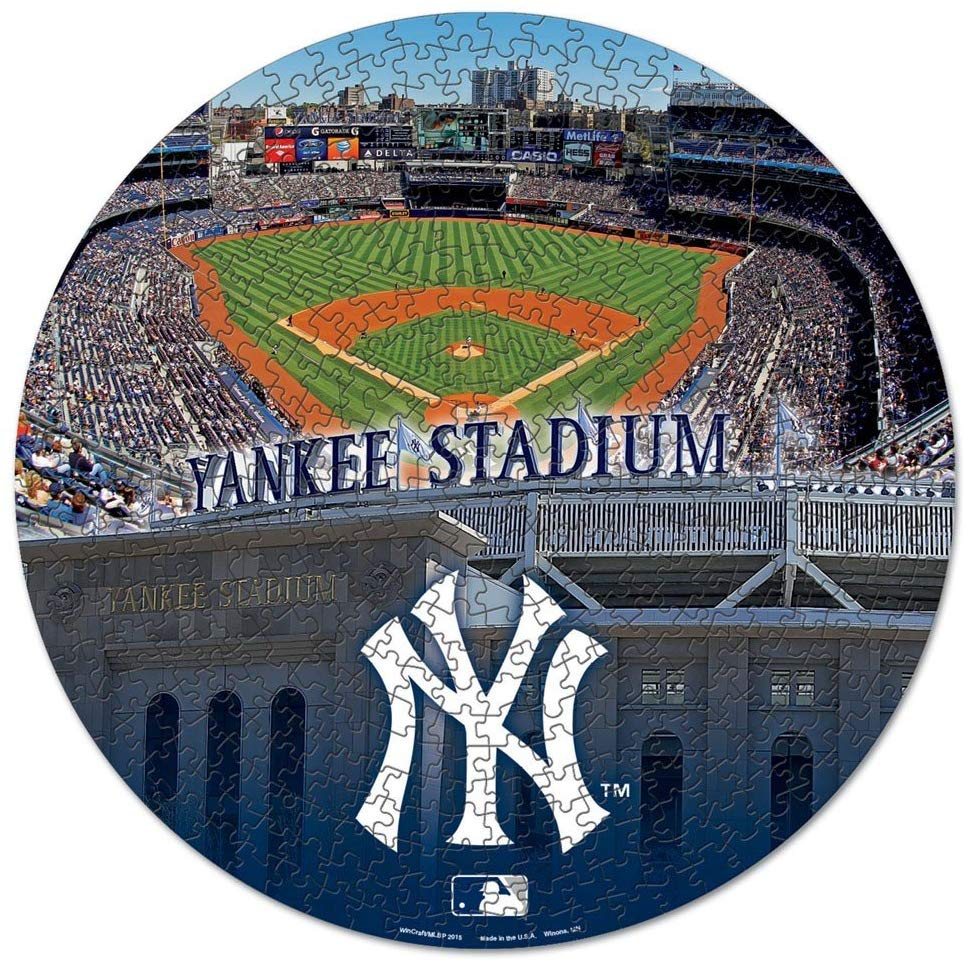 New York Yankees - 500 Pieces Puzzle