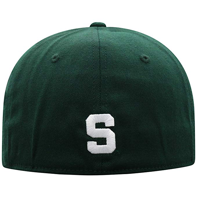 Michigan State Spartans Premium Collection Memory Fit Hat