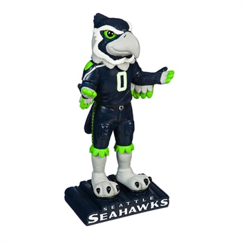 Seattle Seahawks Mascot Statue Evergreen