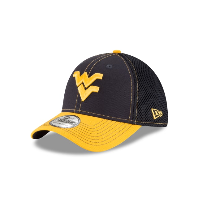 West Virginia Mountaineers 2 Tone 39thirty Hat